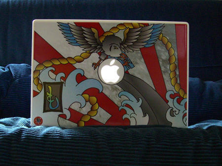 Maca in Laptop Sleeves, Skins and Stickers