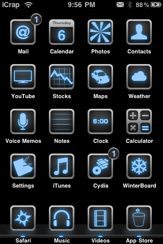 cfe36a8e6cd731e9a3a7a4055a5f14c6 Complete List of Winterboard Themes with Images for iPhone