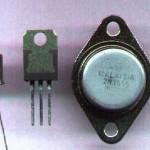 Transistor-photo