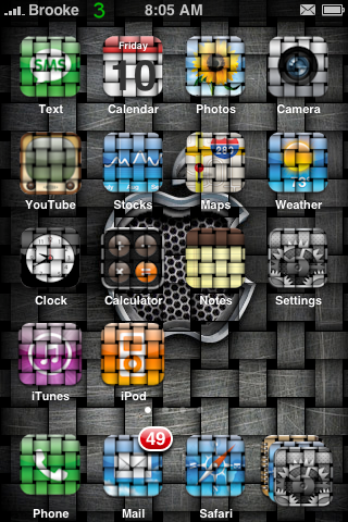 d4a889baa191732fdd59c17c8d9790e3 Complete List of Winterboard Themes with Images for iPhone
