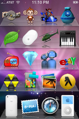 d902354bf60c2eb52de7f279467b5ac8 Complete List of Winterboard Themes with Images for iPhone