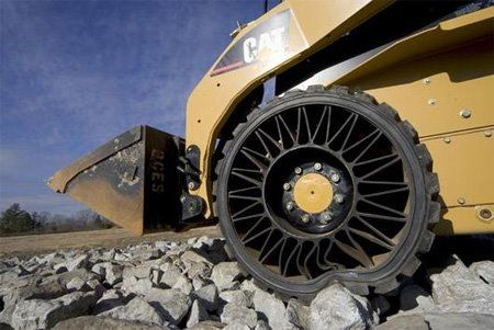 Michelin's Innovative Tyre Tweel