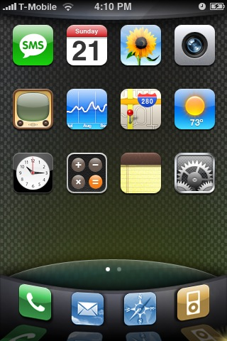 dbdaef3f9bfefb1892994d7a72cdecdf Complete List of Winterboard Themes with Images for iPhone