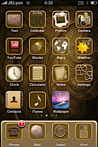 dd619eb89144ef83f0b290e39af776bb Complete List of Winterboard Themes with Images for iPhone