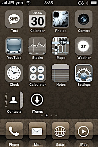 e05537beafad957c460b7b903b49c470 Complete List of Winterboard Themes with Images for iPhone