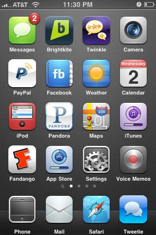 e486dbee164fc9f661ce1bdb8a8b71c1 Complete List of Winterboard Themes with Images for iPhone