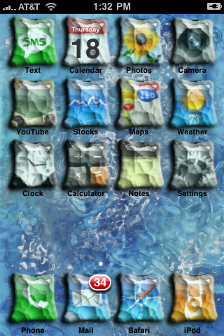 ebcdb63b0bf873f9b09d163add3b480a Complete List of Winterboard Themes with Images for iPhone